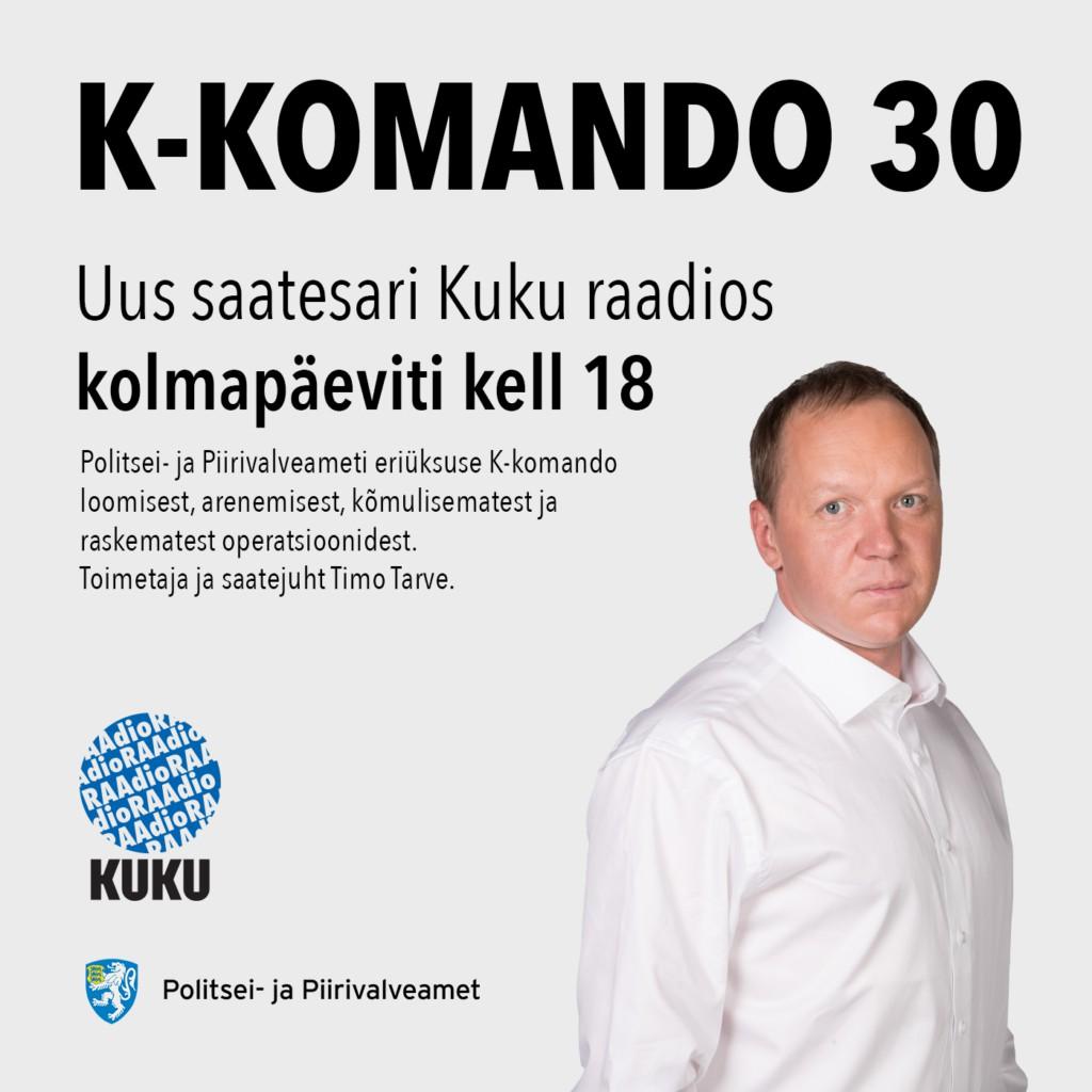 K-komando 30 2021-02-24
